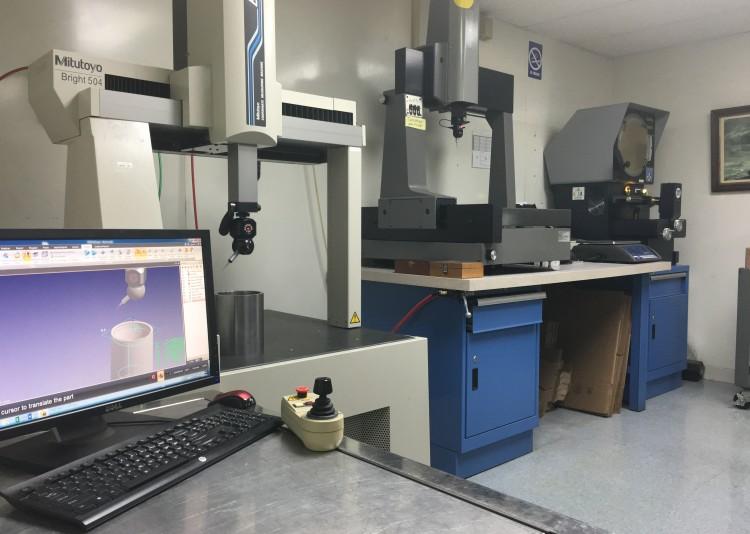 ISO 9001;2008 certified machining