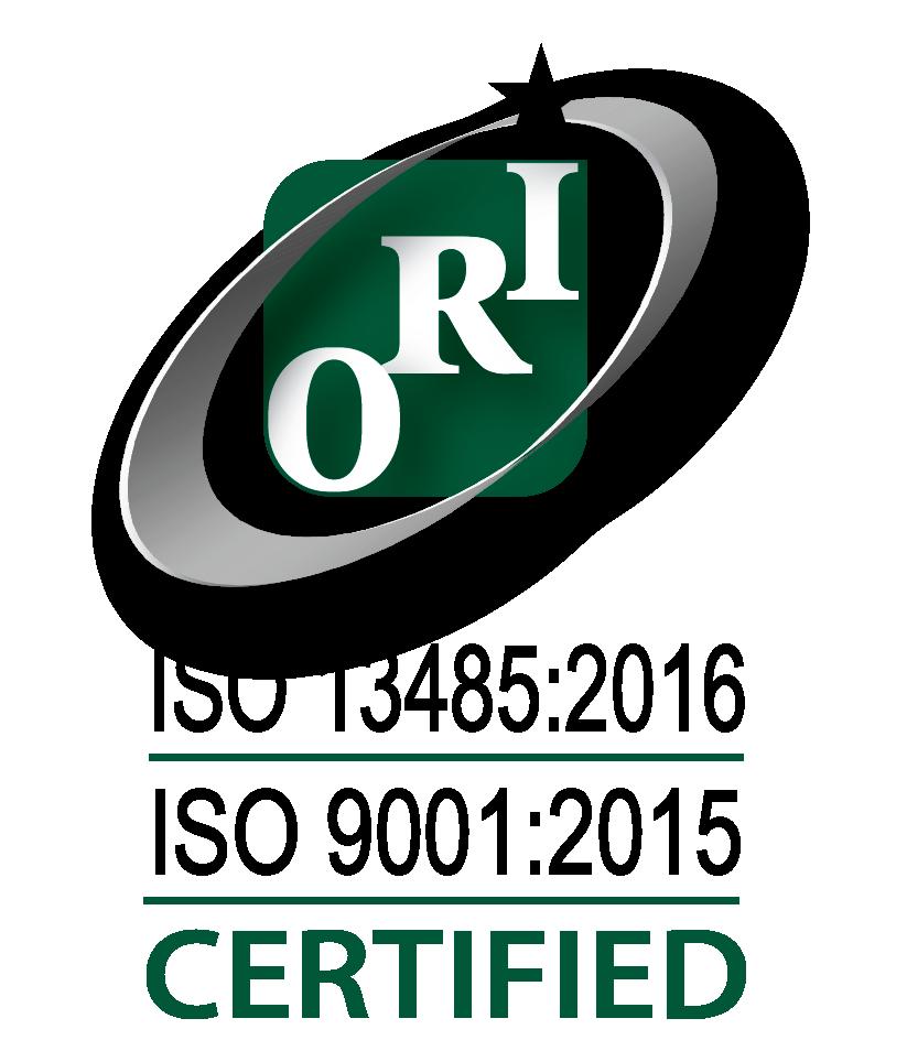 ISO 13485-2016 + ISO 9001-2015